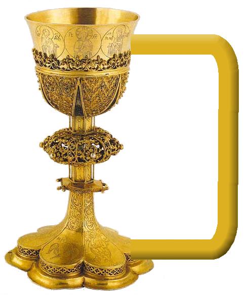 holy grail mug