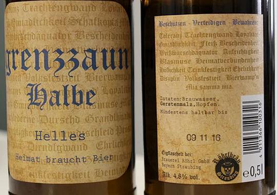 Nazi beer